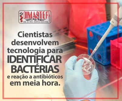 Imagem notícia Cientistas desenvolvem tecnologia para identificar bactérias e reação a antibióticos em meia hora