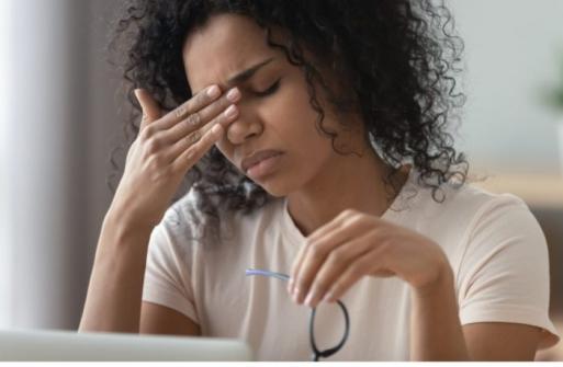 Imagem notícia Dor de cabeça pode ser sinal de problemas na visão