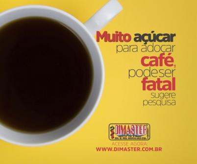 Imagem notícia Exagerar no açúcar para adoçar café pode ser fatal