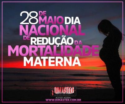 Imagem notícia 28 de maio - Dia Nacional da Luta pela Redução da Mortalidade Materna