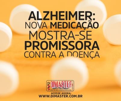Imagem notícia Alzheimer: nova medicação mostra-se promissora contra a doença