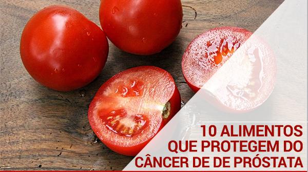 Imagem notícia 10 Alimentos que protegem do câncer de próstata
