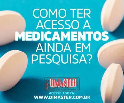 Imagem notícia Conheça as formas de acesso a medicamentos em estudo