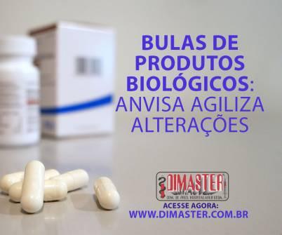 Imagem notícia Bulas de produtos biológicos: Anvisa agiliza alterações
