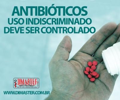 Imagem notícia Antibióticos: uso indiscriminado deve ser controlado