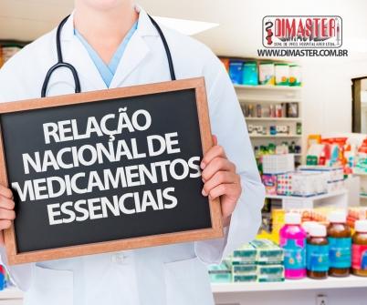Imagem notícia Publicada a Relação Nacional de Medicamentos Essenciais - Rename 2018 no âmbito do Sistema Único de Saúde (SUS)