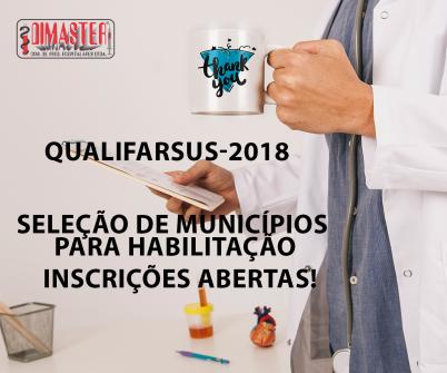 Imagem notícia Qualifar-SUS abre processo seletivo para municípios interessados