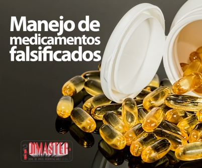 Imagem notícia Manejo de medicamentos falsificados